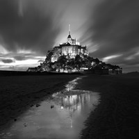 St Michel Reflection by Moises Levy - various sizes
