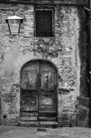 San Griminiano Door by Moises Levy - various sizes - $28.99
