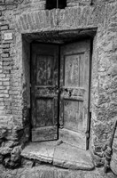 Siena Door by Moises Levy - various sizes, FulcrumGallery.com brand