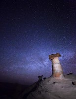 Starry Night in Arizona I by Moises Levy - various sizes, FulcrumGallery.com brand