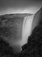 Skogafoss 2 by Moises Levy - various sizes