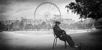 Dreaming in Paris by Moises Levy - various sizes