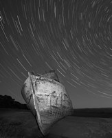 Point Reyes II, Black and White by Moises Levy - various sizes