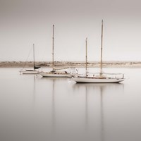 Four Boats by Moises Levy - various sizes