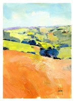 Downland One Fine Art Print