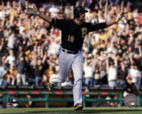 Neil Walker 2014 Action Fine Art Print