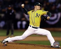Sonny Gray 2014 Action Fine Art Print
