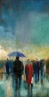 """Memories II by Edward Selkirk - 12"""" x 24"""""""