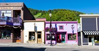 Main Street, Park City, Utah by Panoramic Images - various sizes