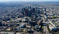 Downtown Los Angeles, Los Angeles, California by Panoramic Images - various sizes
