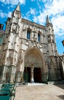 Facade of a church, Place Saint Pierre, Avignon, Vaucluse, Provence-Alpes-Cote d'Azur, France by Panoramic Images - various sizes, FulcrumGallery.com brand