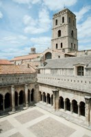 Church Of St. Trophime, Arles, Bouches-Du-Rhone, Provence-Alpes-Cote d'Azur, France by Panoramic Images - various sizes