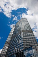 Willy-Brandt-Platz, European Central Bank, Frankfurt, Hesse, Germany by Panoramic Images - various sizes
