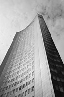 Low angle view of a building, City-Hochhaus, Leipzig, Saxony, Germany by Panoramic Images - various sizes, FulcrumGallery.com brand