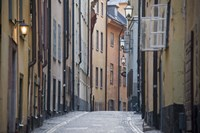 Buildings in Old Town, Gamla Stan, Stockholm, Sweden by Panoramic Images - various sizes