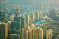 Pudong District, Shanghai, China Fine Art Print