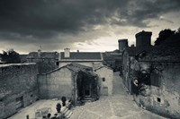 Elevated town view from the ramparts, Millau, Aveyron, Midi-Pyrenees, France by Panoramic Images - various sizes