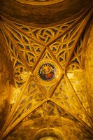 Interiors of Cathedrale Saint-Etienne, Toulouse, Haute-Garonne, Midi-Pyrenees, France by Panoramic Images - various sizes