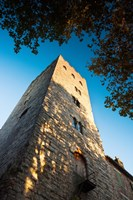 Pope John XXII tower at Cahors, Lot, Midi-Pyrenees, France by Panoramic Images - various sizes