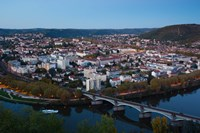 Cahors, Lot, Midi-Pyrenees, France by Panoramic Images - various sizes - $54.99