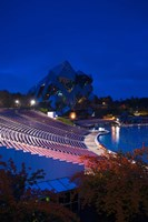 Imax theater, Futuroscope Science Park, Poitiers, Vienne, Poitou-Charentes, France by Panoramic Images - various sizes, FulcrumGallery.com brand