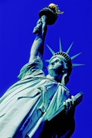 Statue Of Liberty, New York City Fine Art Print