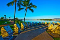 Waterfront Submarine Memorial, USS Bowfin Submarine Museum And Park, Pearl Harbor, Honolulu, Oahu, Hawaii, USA Fine Art Print