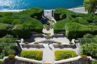 Entrance of a villa, Villa Carlotta, Tremezzo, Lake Como, Lombardy, Italy by Panoramic Images - various sizes, FulcrumGallery.com brand