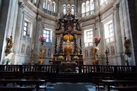Interiors of the Como Cathedral, Como, Lombardy, Italy by Panoramic Images - various sizes