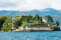 Isola Bella, Stresa, Borromean Islands, Lake Maggiore, Piedmont, Italy by Panoramic Images - various sizes