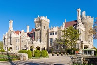 Facade of Casa Loma, Toronto, Ontario, Canada by Panoramic Images - various sizes - $54.99