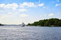 Lake Muskoka Gravenhurst Bay Ontario Canada
