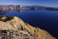 Crater Lake, Garfield Peak, Crater Lake National Park, Oregon, USA by Panoramic Images - various sizes