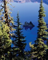 Crater Lake National Park, Oregon by Panoramic Images - various sizes