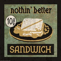 Nothing Better by Erin Clark - various sizes, FulcrumGallery.com brand