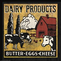 Dairy Products by Erin Clark - various sizes