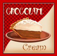 Chocolate Cream Pie Fine Art Print