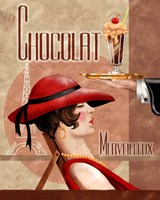 French Chocolate I Fine Art Print