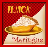 Lemon Meringue Fine Art Print