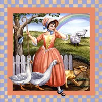 Little Bo Peep Fine Art Print