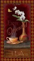 Oriental Tea Fine Art Print