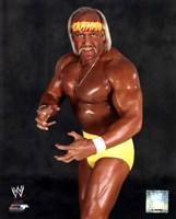 Hulk Hogan Fine Art Print