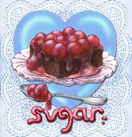 Sugar Sweet by Rosiland Solomon - various sizes, FulcrumGallery.com brand