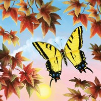 Swallowtail by Rosiland Solomon - various sizes - $13.99