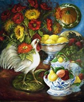 Majolica Collection Fine Art Print
