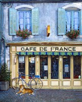 """18"""" x 22"""" Cafe Pictures"""