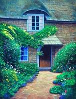 Floral Path Fine Art Print