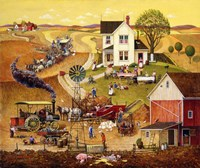 Harvest Time Fine Art Print