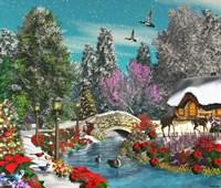 Season's Beauty Fine Art Print