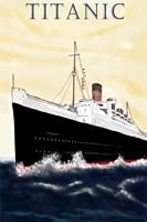 Titanic Poster Fine Art Print